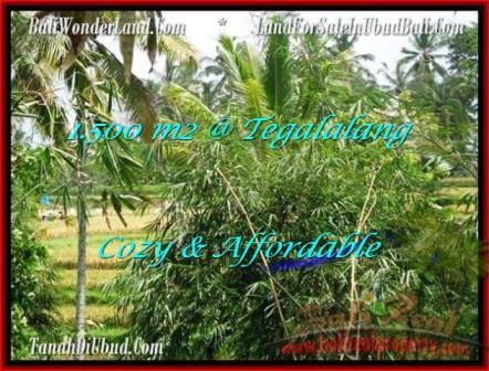 TANAH MURAH di UBUD TJUB489