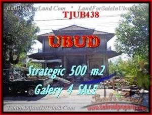 JUAL MURAH TANAH di UBUD 5 Are di Sentral Ubud