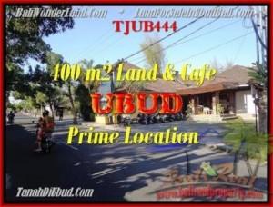 JUAL MURAH TANAH di UBUD 4 Are Galery / Shop