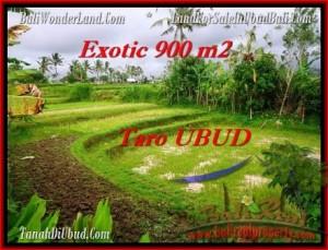 TANAH di UBUD BALI DIJUAL 900 m2 di Ubud Tegalalang