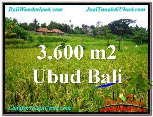 DIJUAL TANAH di UBUD BALI 36 Are di Sentral Ubud